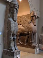 IMG_20160818_112944 (kimilseung) Tags: britishmuseum london lamassu assyrian