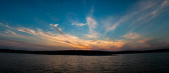 Meduline - Croatia 2016 (marcopk84) Tags: croatia croazia panorama sunset view merge photomerge sky clouds summer 2016 sea amazin meduline traveling