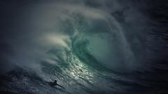 the green room (landsendula) Tags: greenroom barrel saltwaterbuddha zenofsurfing ocean spray lightthroughwave nikond300 7002000mmf28 surferinthezone