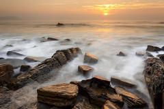 Barrika (Alfredo.Ruiz) Tags: canon 6d ef1740 atardecer sunset barrika beach playa spain bizkaia dreamy