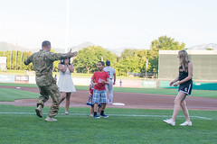 Utah National Guard (The National Guard) Tags: utah ut utng ng 2016 nationalguard national guard guardsman guardsmen soldier us army united states america usa troops military homecoming surprise reunion family children kids child wife husband mom dad spouse field welcome home