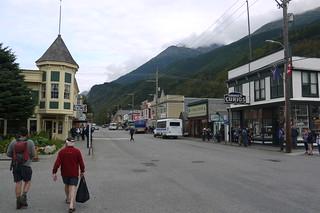 Alaska. Skagway