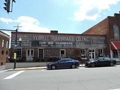 YOWELL'S HARDWARE (SneakinDeacon) Tags: ghostsign culpeper hardwarestore yowells