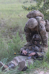 090116_B1_Soldiers Conduct Field training exercise (FortBraggParaglide) Tags: paratroopers 2ndbrigadecombatteam 82ndairbornedivision fieldtrainingexercise ftx fortbragg nc 2ndbct combat readiness train warfighting mission force northcarolina unitedstates us