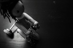 Wahouuu...... (Fixlovbib) Tags: tricycle bois compo marionnette