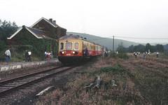 Warnant, laatste trein (Ahrend01) Tags: warnant gare statie station lige lijn 150 nmbs sncb gtf excursie laatste trein