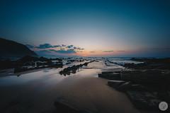 Barrika (jdelrivero) Tags: mar sunset arena lugares atardecer elementos barrika espaa playa beach elements places puestadesol spain elexalde euskadi es