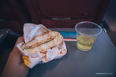 Air Koryo Burger (reubenteo) Tags: northkorea dprk food lunch dinner steamboat kimjongun kimjongil kimilsung korea asia delicacies
