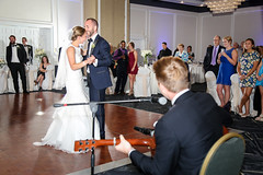 Wouldn't change a thing about this moment! (Out of the Ordinary Photography) Tags: wedding bride groom bridal gideon putnam saratoga springs ny first dance love happy smiles event reception ootophoto ooto hollygreene dream idea laughter emotion