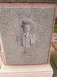 Patrick Byrne ('Dandy Pat') Monument