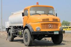 Mercedes four wheeler (breedlux) Tags: truck mercedes