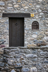 Buzn romnico (SantiMB.Photos) Tags: 2blogger 2tumblr 2ig buzn mailbox puerta door girona pirineos ripolls sal18250 valldecamprodon geo:lat=4232115824 geo:lon=248035669 geotagged invierno winter beget cataluna espaa esp