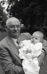 Generations (Magnus Bergstrm) Tags: canonae1 canon ae1 analog bw blackwhite blackandwhite kodak kodaktmax100 kodaktmax tmy 100tmx sweden sverige vrmland sunnemo christening portrait