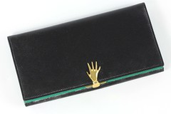 L42. Vintage Gucci Checkbook Cover