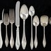 "2048. Towle ""Mary Chilton"" Sterling Silver Flatware."