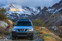 Nissan Advertisement : ) (Ben Sheriff Photography) Tags: california mountains northerncalifornia landscape nissan 4x4 norcal highsierras xterra easternsierras laurelcanyon nissanxterra monocounty commercialphotographer bensheriffphotography fourwheeldive norcalscapes
