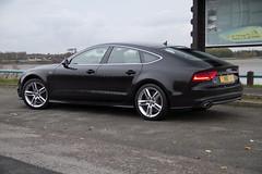 Audi A7 3.0 TDI S-Line (BuddaBoy) Tags: audi a7 sline wiggisland