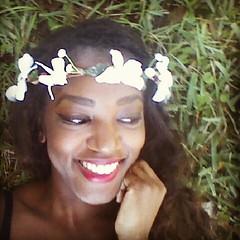Whimsical Wildfox (Charmaine Sylvia Photography) Tags: carnival portrait flower nature smile festival electric self vintage diy arts creative daisy crown weddings etsy crafty wonderland whimsical headband bridalaccessories