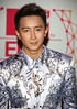 Chinese singer Hang Goy The MTV EMA's 2012 held at Festhalle - arrivals Frankfurt, Germany
