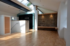 Completed Interior (Photograph courtesy of Inscape Joinery)