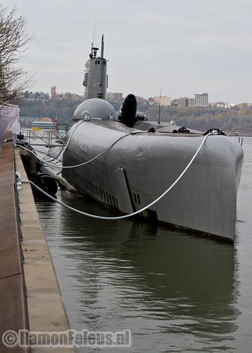 USS Growler (SSG-577) submarine