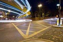 Hockley, Nottingham ((James Clay) Boom-Stick) Tags: nottingham nightphotography night lowlight unitedkingdom gb lighttrails nottinghamshire lighttrail hockley lowlightphotography nightlowlight