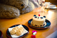 Happy birthday to me~ (Stagnant Life & Bearangel) Tags: birthday bear cute cake cookie taipei lovely   d600