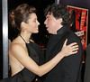 Jessica Biel and director Sacha Gervasi