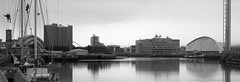 The Clyde from the Riverside (velton) Tags: museum canon lumix scotland 300d ship riverside glasgow centre ps science panasonic bbc tall armadillo waverley nextwave fz18 velton fz200