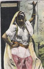 "The sign reads: ""Moorish Women"" (912greens) Tags: beauty women colorful moorish postcards prostitutes algiers"