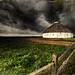 Kansas Round Barn