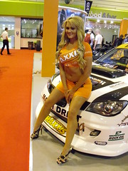Maxxis Babe Kat Dee (Tanvir's Pics 2010) Tags: birmingham kat international dee 2012 nec autosport maxxis maxxisbabes
