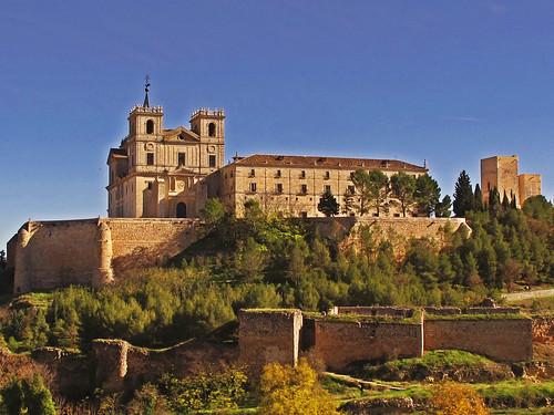 Monasterio de Santiago de Uclés  * El escorial