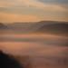 """La vallée de la Loue sous la brume depuis le belvédère du château à Ornans. • <a style=""""font-size:0.8em;"""" href=""""http://www.flickr.com/photos/53131727@N04/8225167292/"""" target=""""_blank"""">View on Flickr</a>"""