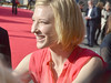 Cate Blanchett attends the Hobbit Premiere at the Embassy theatre, Wellington, New Zealand