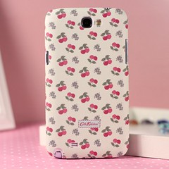 Cath Kidston case for Samsung Galaxy Note 2 II Strawberry —— $29.99