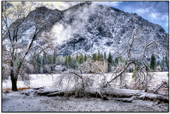 Icy Beauty... (scrapping61) Tags: california snow mountains feast yosemitenationalpark legacy forests 2012 tistheseason masterclass swp artphotography vividimagination rockpaper artdigital greenscene musicphoto 14karatgold scrapping61 sharingart awardtree tisexcellence daarklands trolledproud trollieexcellence artnetcontemporary exoticimage pinnaclephotography photomanipulationsalon rockpaperexcellence digitalartscene admintalk netartii portfolioartscape vividnationexcellence