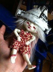 Oni (Skimo) Tags: tiny bjd menthe tendres chimeres