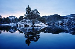 Langevatnet (Kjell-Arne) Tags: norway stord