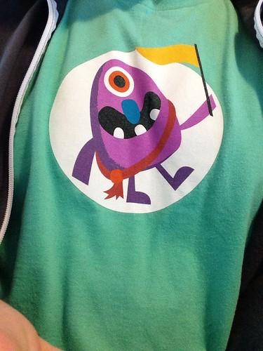 Mozilla Summit t-shirt., From FlickrPhotos