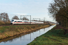 NS Hispeed 4603 - Har - 128 - 20121130 (Cees_1251) Tags: mannheim har internationaal ice3 4603 reizigers nshispeed ice128