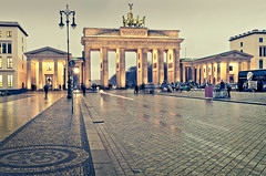 Brandenburger Tor Berlin (_flowtation) Tags: light motion berlin wet rain lights licht nikon cab taxi capital hauptstadt unterdenlinden alexanderplatz fernsehturm bicyclist lighttrails brandenburgertor tvtower regen eastberlin radfahrer lightstreams nass berlinmitte ostberlin 2470f28 krankenwagen landsbergerallee 2470mm28 nhhotel amerikanischebotschaft lichtspuren nikon2470mm nikkor2470mm nikon2470mmf28 d7000 lightcreation nikond7000 landsbergeralleeberlin