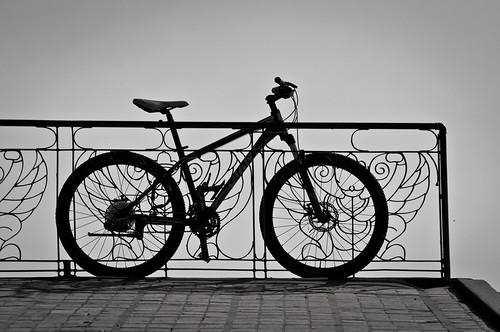 Mountain bike tour around Siem Reap
