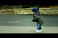 Guileless ?!  No , no ,no ! (Hajar Al Akoor {..waaay behind in comments..}) Tags: road street boy other kid little candid side cinematic discover ourdailychallenge odc3 hajaralakoor