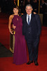 Frances Ruffelle and Cameron Mackintosh Les Miserables World Premiere held at the Odeon & Empire Leicester Square - London
