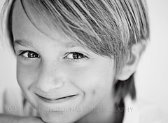 Julian (scoopsafav) Tags: light boy portrait bw brown cute eye boys smile face closeup kids portraits familyportraits kid eyes child close brother naturallight shallow tween browneyes familyportrait preteen childen shallowdof childrensportraits hansome familyphotography leighduenasphotography