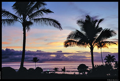 hawaii sunrise (msciarroni) Tags: usa events places viaggiodinozze kawaihawaii