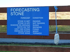 Weather forecasting - Hebridean style,  Scotland (David May) Tags: weather outer forecast prediction hebrides borve bernaray