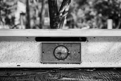 Old Oven Clock (Armando Martinez) Tags: old fall colorado unitedstates denver september junkyard queencityslavage