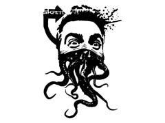 Psyco ZRCS vs SKAM (SKAM sticker) Tags: streetart illustration portland design sticker stickerart icons pdx collaboration slaps skam portlandstickerart psycozrcs